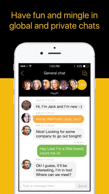 OneNightFriend – Online Dating App to Find Singles screenshot-3