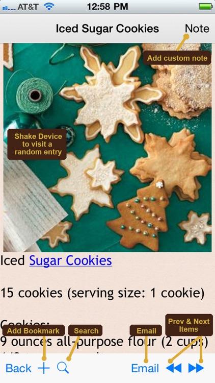 500 Cookies Recipes screenshot-4