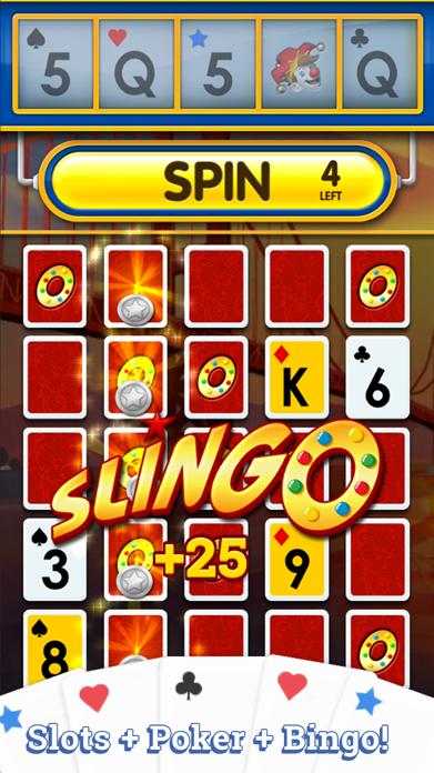Slingo Shuffle: Number Matching Game Screenshot