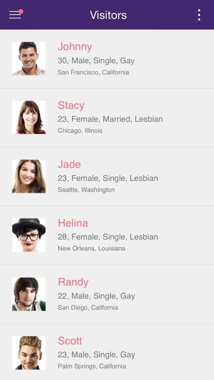 LGBTQutie - LGBT Dating screenshot-3