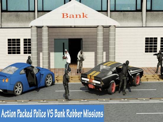 Police vs Bank Robbers-ipad-0