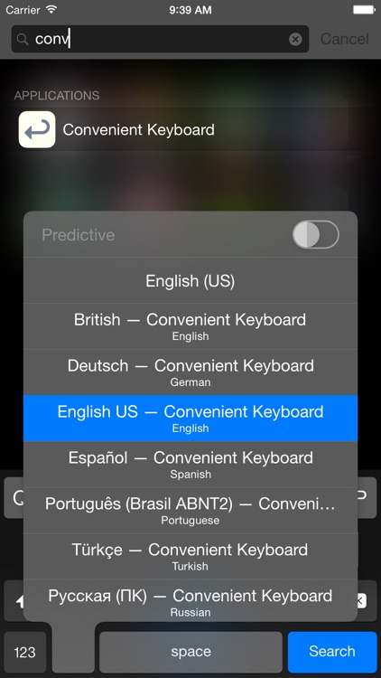 Classic Keyboard screenshot-3