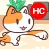 ねこパンチ -ぽよハム!- - iPhoneアプリ