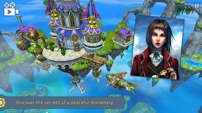 Sky to Fly: Faster Than Wind 3D screenshot 3