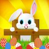 Glad påsk - Påskkort: Bakgrundsbilder påskhälsningar & hälsningar