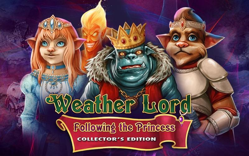 Weather Lord: Following the Princess screenshot 1