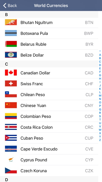 Converter Pro - Unit & Currency Conversion Calculator screenshot-3