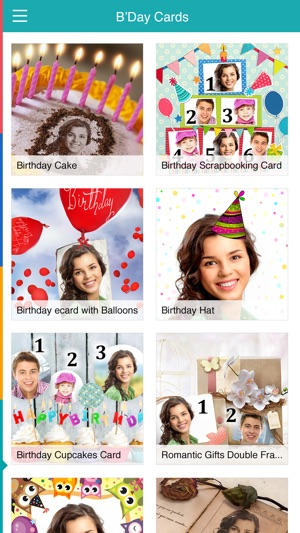 Birthday Greetings Fun Collage Funny Jokes Capture Moments On The App Store
