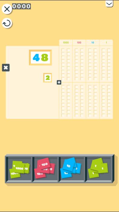 Montessori Maths: Multiplication screenshot three