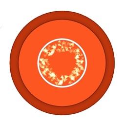 Pop The Stack Classic- Replica Original Round Balls Version