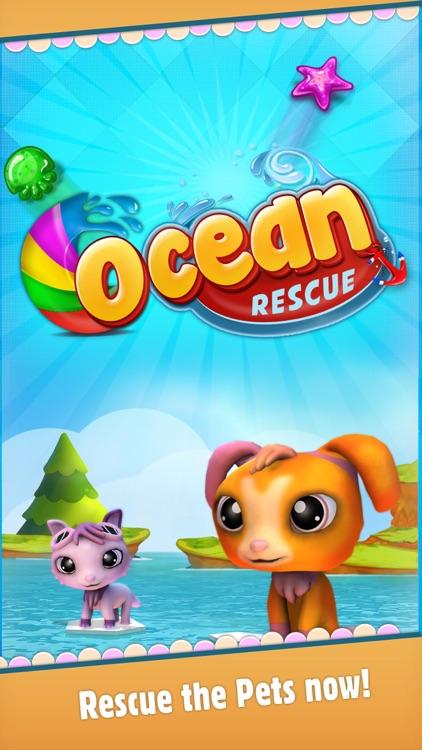 Ocean Rescue Mania. Charm Heroes Help Fish & Pets Quest screenshot-0