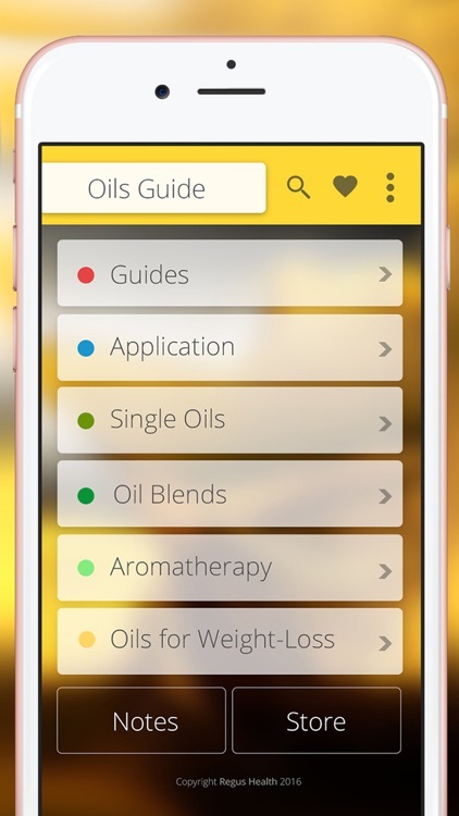 Best Essential Oils and Aromatherapy Guide Pro screenshot-0