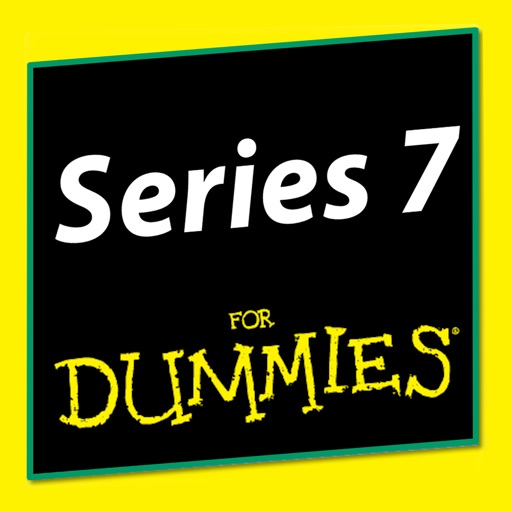 Series 7 Practice For Dummies icon