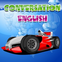 Beginner Learning and Spelling English Racing Car Free