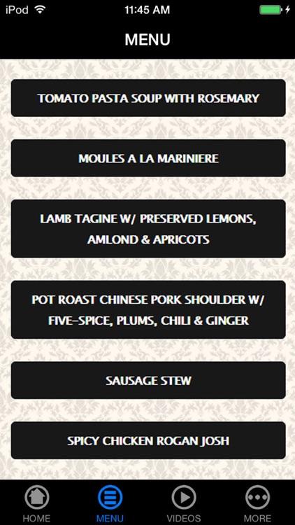 Quick & Easy Pressure Cooker Recipes screenshot-4