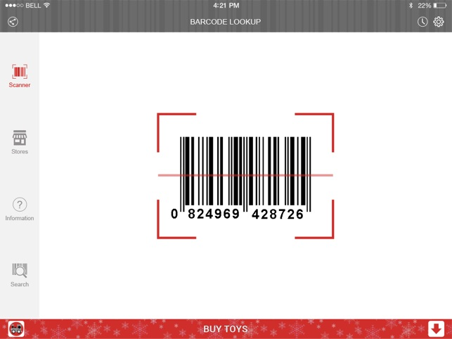 Barcode Lookup on the App Store