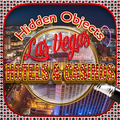 Las Vegas Quest Time - Hidden Object Spot and Find Objects Differences