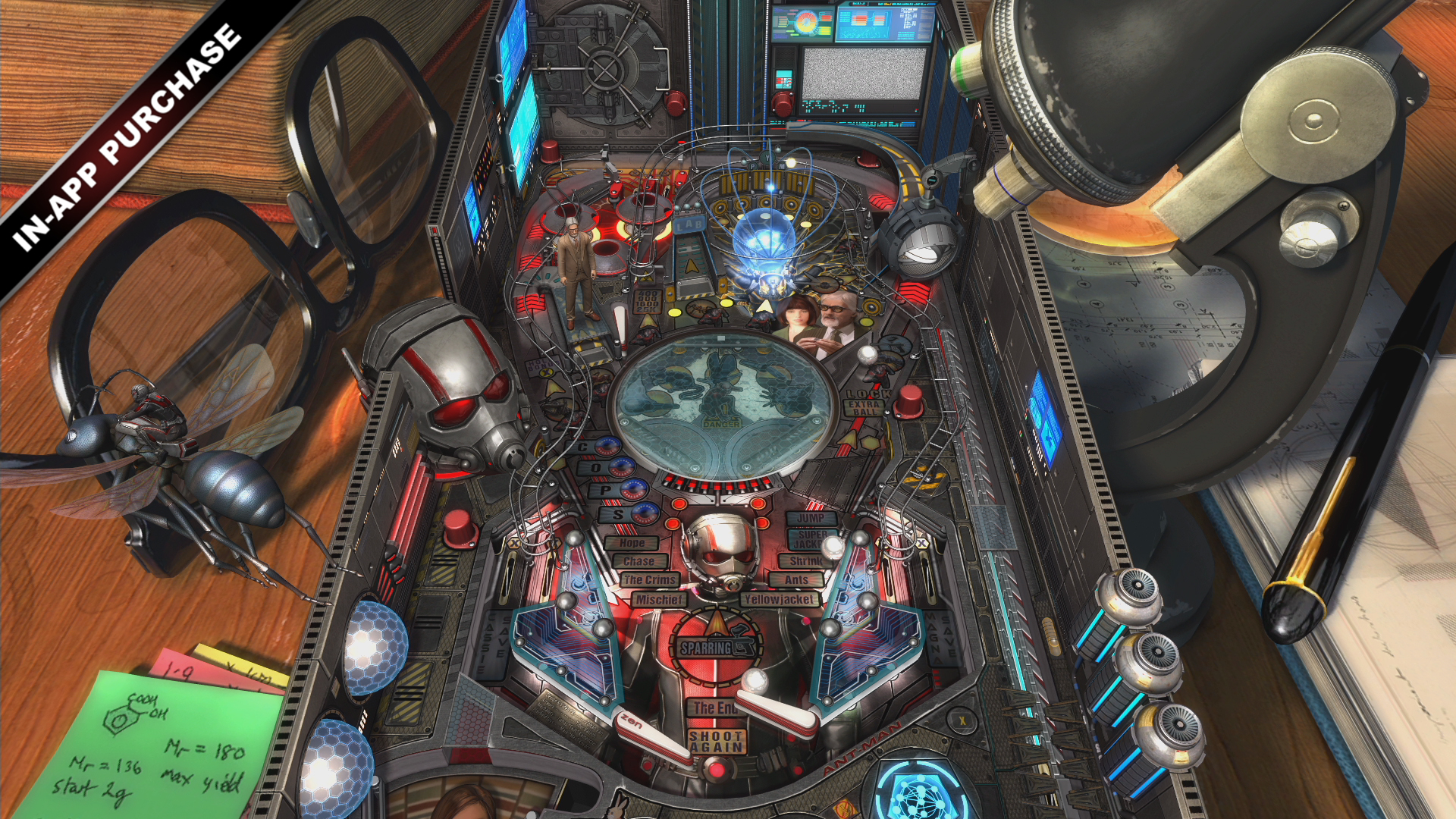 Zen Pinball screenshot 13