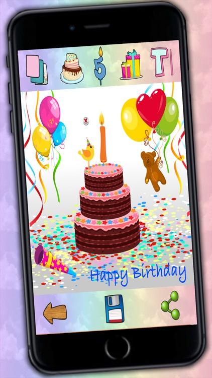 Super Create Your Birthday Cake By Maria Amparo Ricos Funny Birthday Cards Online Sheoxdamsfinfo