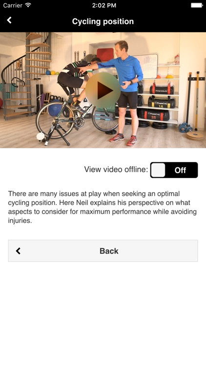 BikeFit screenshot-3