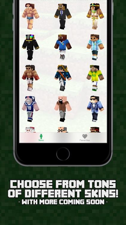 Skins for Minecraft PE (Pocket Edition Skins)