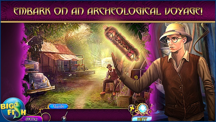 Amaranthine Voyage: The Shadow of Torment - A Magical Hidden Object Adventure (Full) screenshot-0