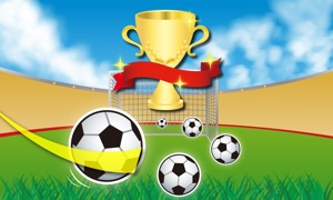 WORLD UP SHOOTOUT SOCCER 3D for TV