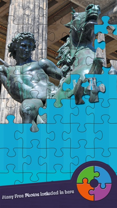 Jigty Sculpture Puzzles Packs - Magical Pro Collection HD screenshot two