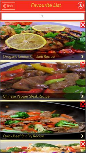 5000 recettes de cuisine de tous les jours dans l app store - Cuisine de tous les jours ...