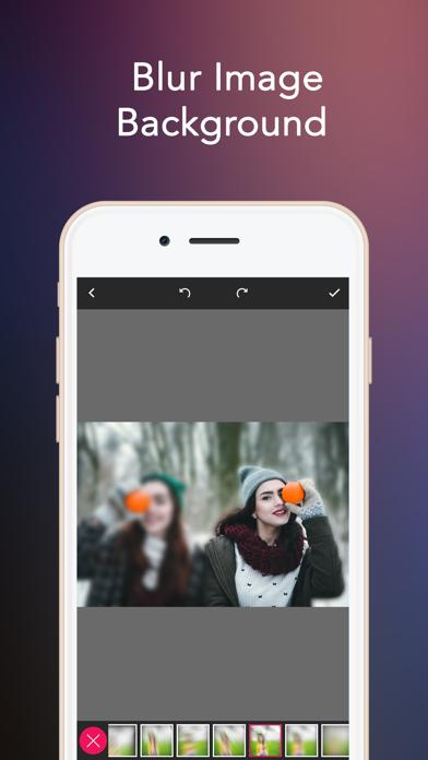 Blur Image Background - DSLR Camera Effect screenshot three