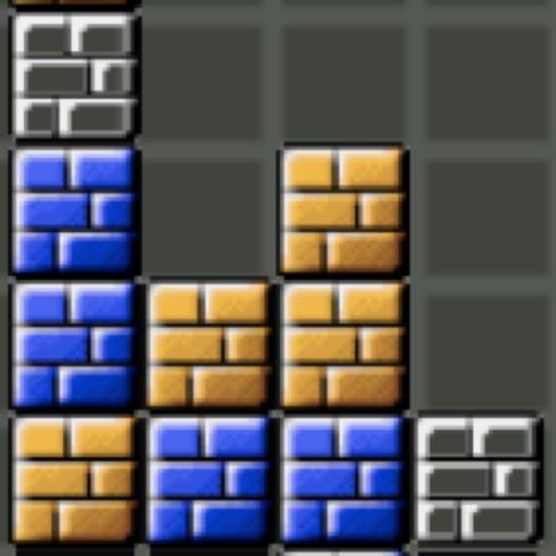 Brick Pop:Detower piles