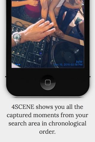 4SCENE screenshot 2
