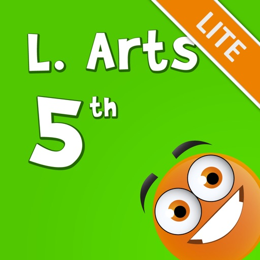 iTooch 5th Grade Language Arts iOS App