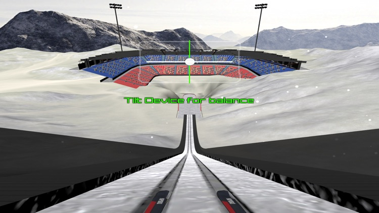 Ski Jump - Winter Games Ski Jumping Game