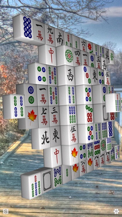 Moonlight Mahjong Lite screenshot-4