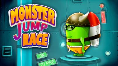 モンスタージャンプレース - スマッシュキャンディ工場ジャンピングゲームのおすすめ画像1
