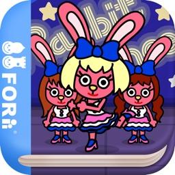 Rabbit Dance (FREE)  - Jajajajan Kids Song series