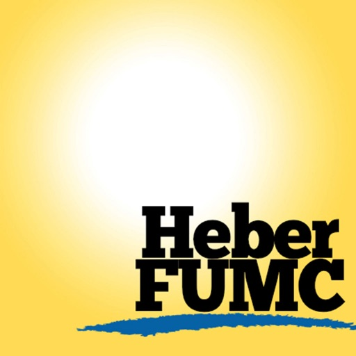 Heber FUMC icon