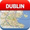 都柏林离线地图 - 城市 地铁 机场