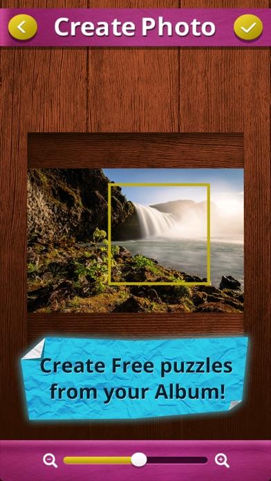 ジグソーパズル Jigsaw Puzzles Realのスクリーンショット4