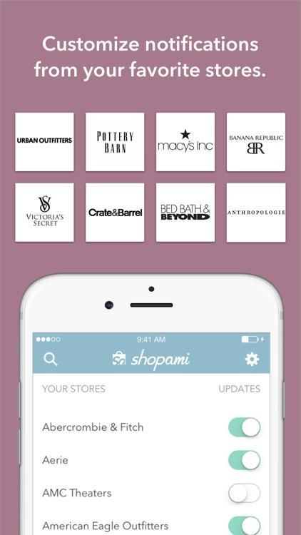 Shopami: Shopping app for coupons & discounts. screenshot-3