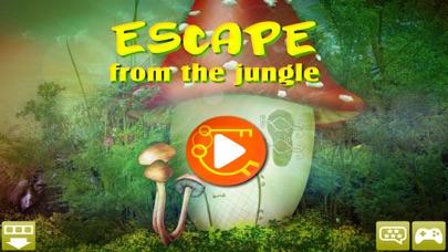 ジャングルからの脱出します。紹介画像1