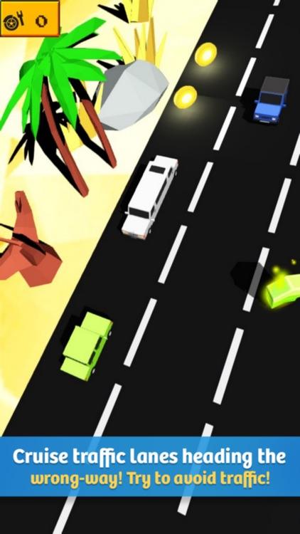 Look Out! - Traffic Rush screenshot-3