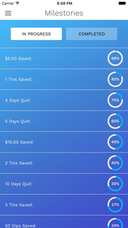 DipQuit Pro: Quit Dipping Smokeless Tobacco