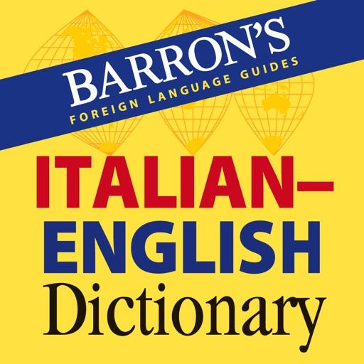 Barron's Italian-English Bilingual Dictionary