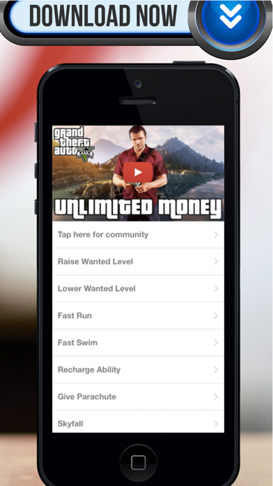 Cheat Suite Grand Theft Auto 5 Edition PRO Game Cheats, Codes and
