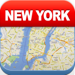 New York Offline Map - City Metro Airport