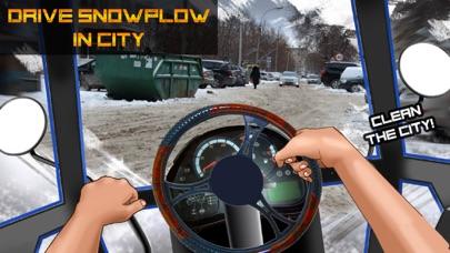 Drive Snowplow in Cityのおすすめ画像1
