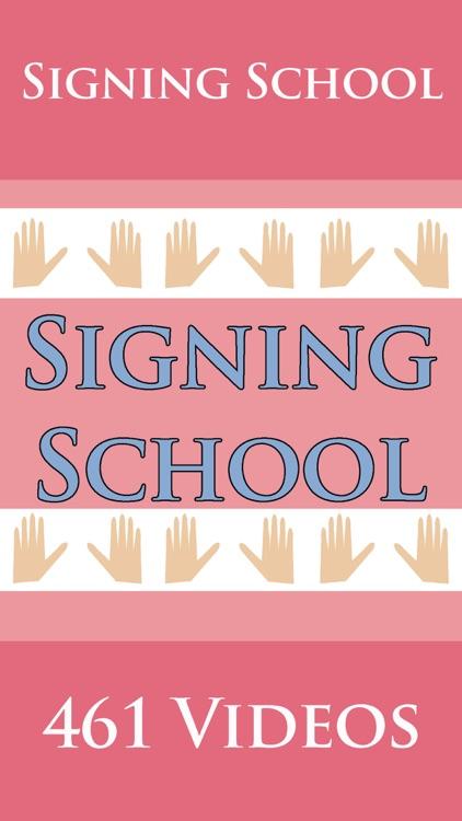 Signing School