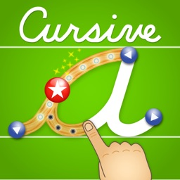 Cursive Writing LetterSchool – kids learn to write letters, alphabet and numbers
